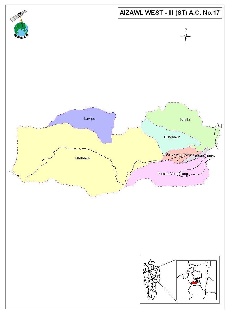 Aizawl West III (ST)