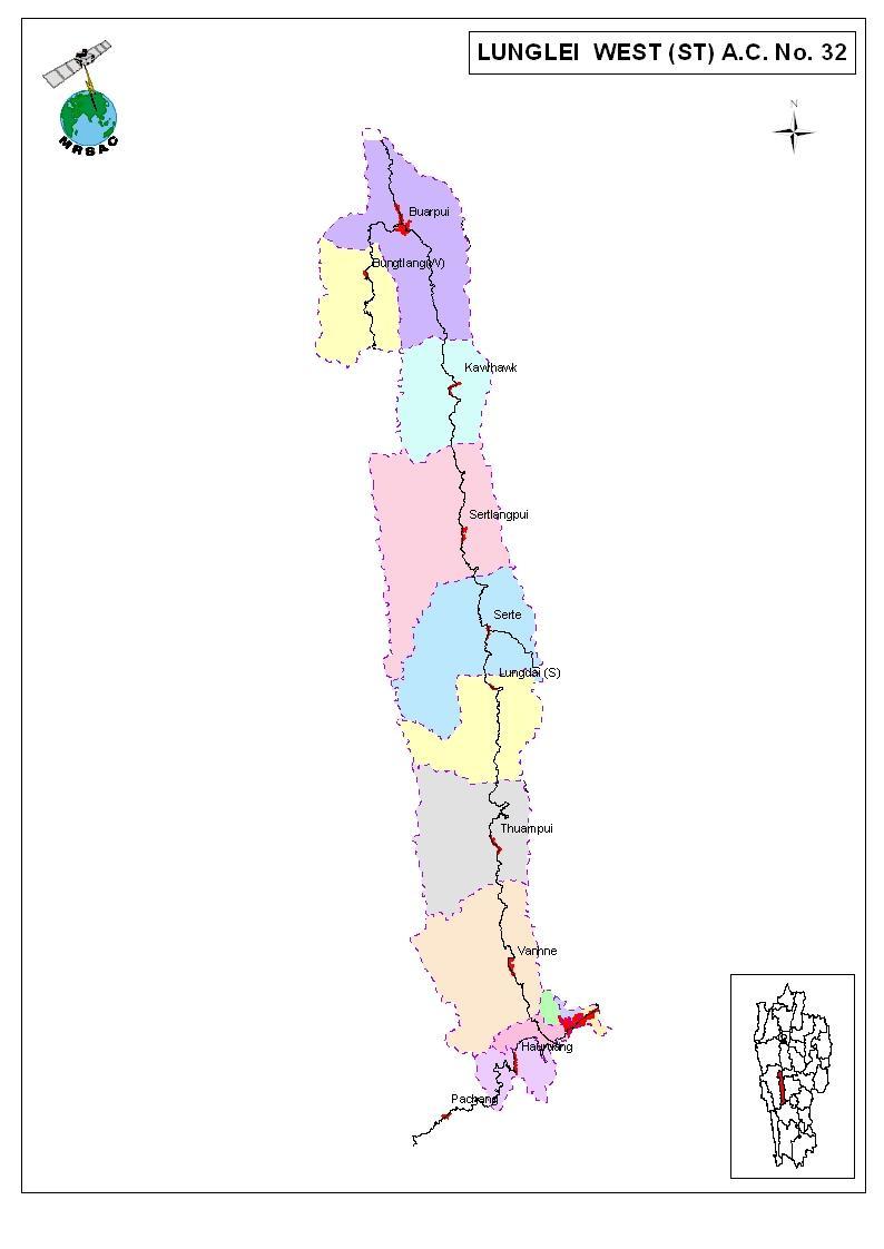 Lunglei West (ST)